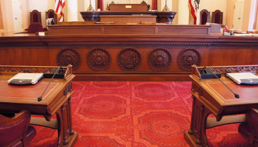 CA Senate