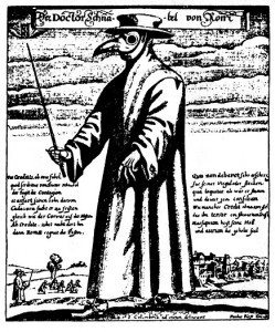Plague Doctor Illustration