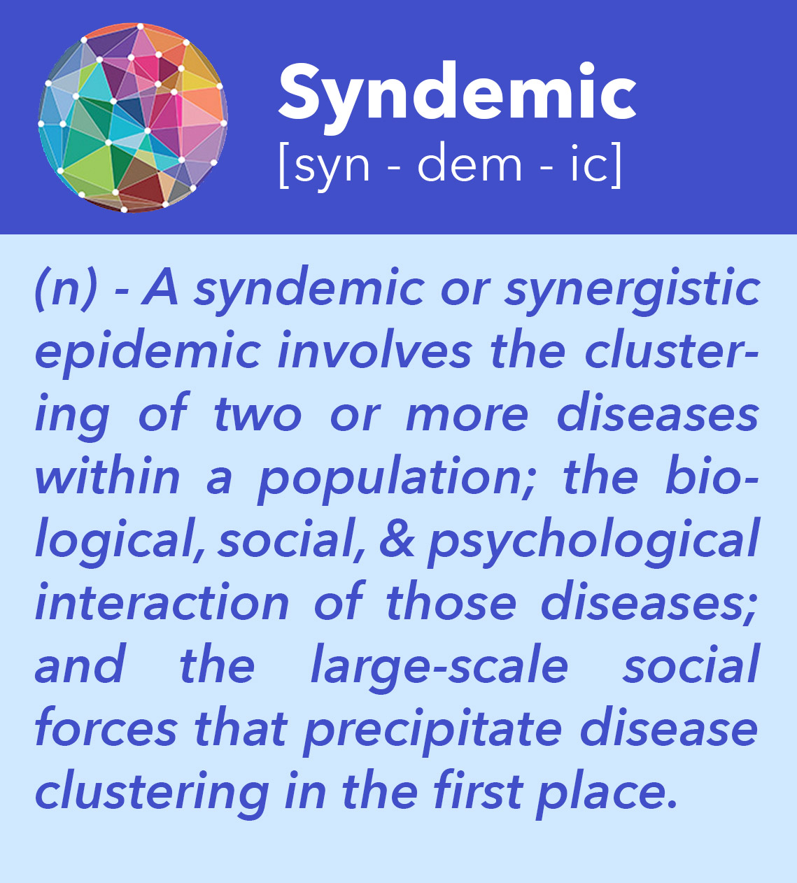 Syndemics Infographic