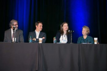 Zimmerman conf panel photo