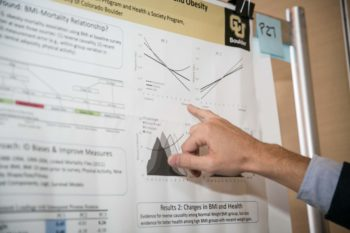 poster session hand