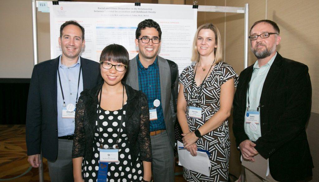 Poster award blog post photo Austin
