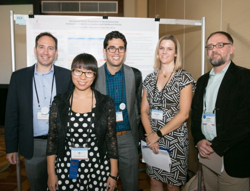 Five Win Poster Awards at October Conference