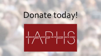 donate today iaphs