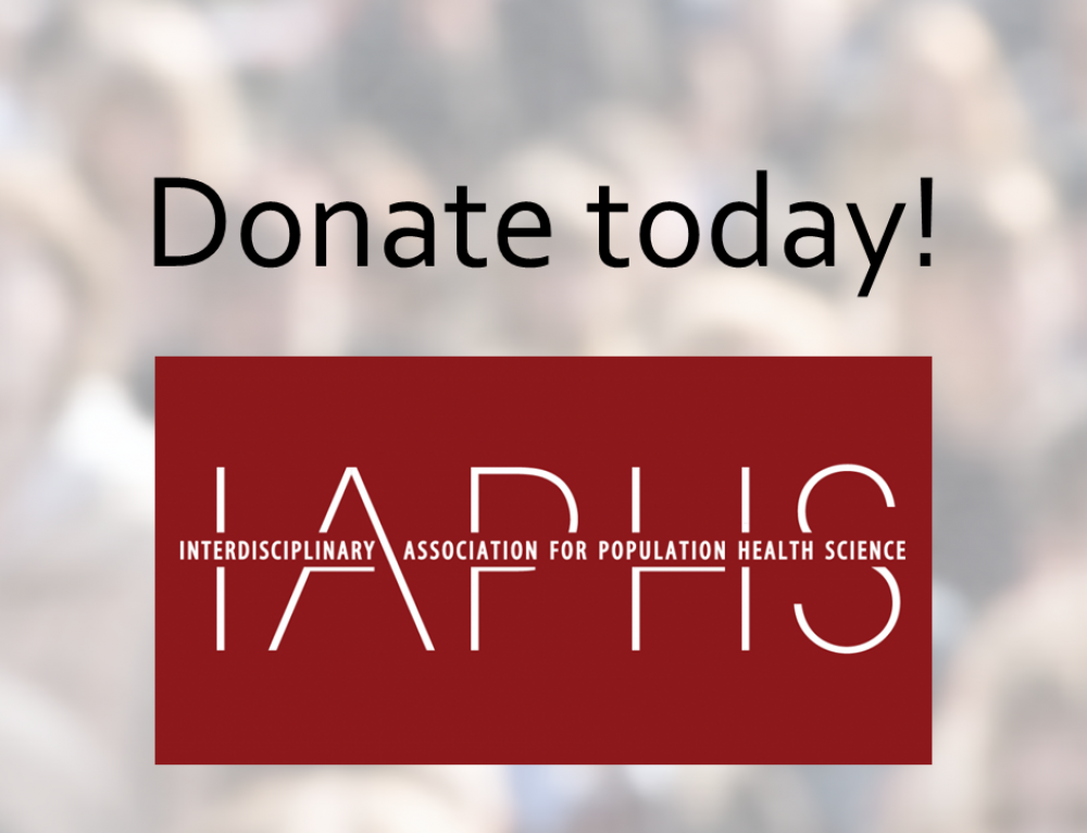 IAPHS Launches Fundraising Drive to Meet Financial Goals