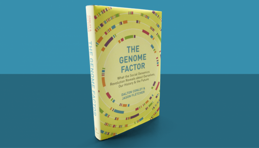 the genome factor cover 2