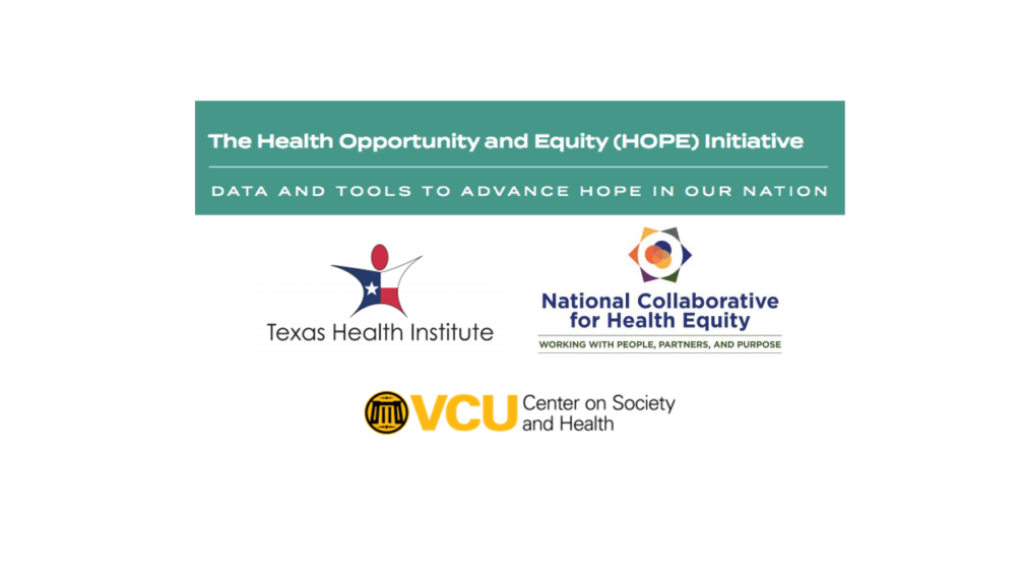 Hope Initiative Takes Aspirational Actionable Approach