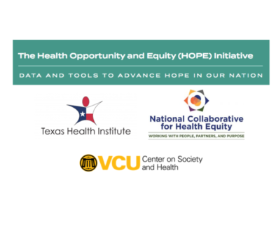 HOPE v 2 logos
