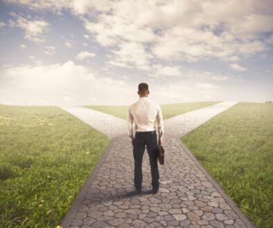 career path decision male