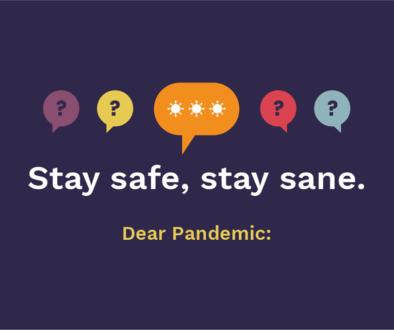 dear pandemic