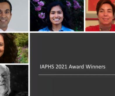 2021 award winners